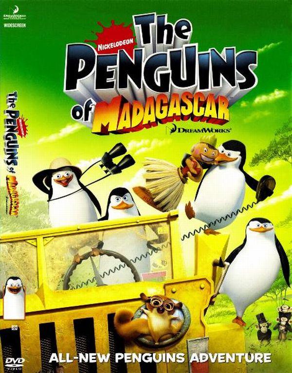 Пингвины из мадагаскара. Сезон 1 скачать торрент.
