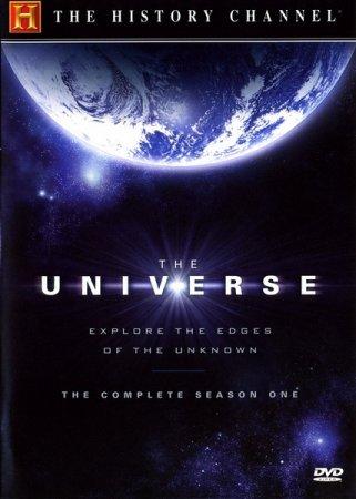 Скачать Вселенная [1-й сезон] / The Universe 1 (2007) BDRip
