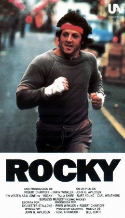 Скачать Рокки. Все фильмы (1976-2015)