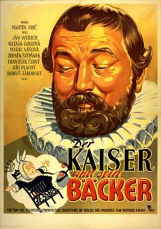 Скачать с letitbit Пекарь императора и Император пекарей  [1952] DVDRip