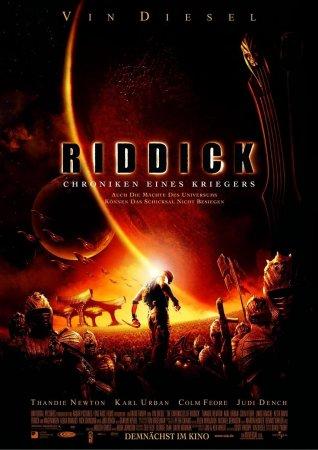 Скачать фильм Хроники Риддика  (2004)