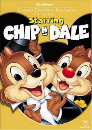 Скачать с letitbit Чип и Дейл (1947-1955)
