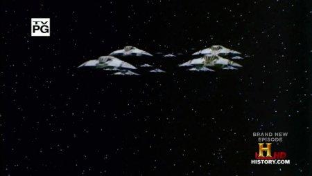Скачать с letitbit Вселенная Космические войны (2009) SATRip