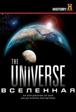Скачать Вселенная [2-й сезон] / The Universe 2 (2008) BDRip