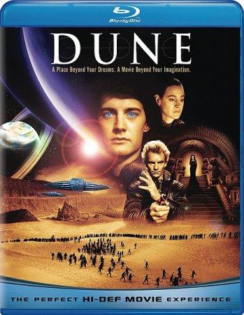 Скачать фильм Дюна (1984)