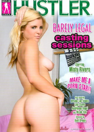 Скачать с letitbit Barely Legal Casting Sessions (2011 DVDRip)