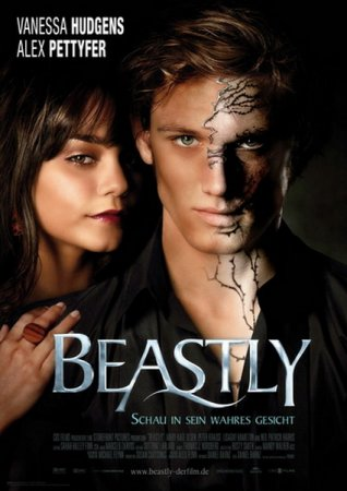 Скачать фильм Страшно красив / Beastly (2011)
