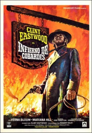 Скачать фильм Бродяга высокогорных равнин (1973)