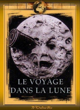 Скачать с letitbit Путешествие на Луну [1902] DVDRip