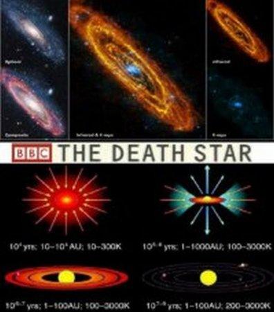 Скачать с letitbit BBC. Рождение и смерть звезд [2001] TVRip