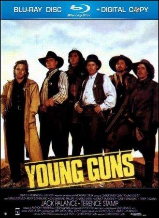 Скачать фильм Молодые стрелки [1988]