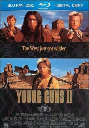 Скачать фильм Молодые стрелки 2 [1990]