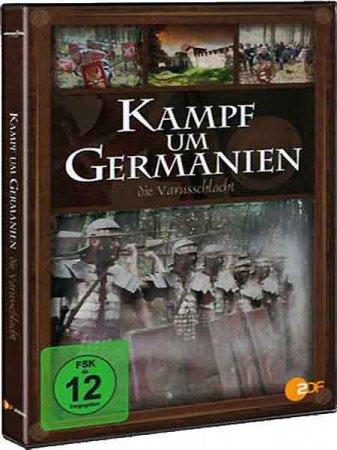 Скачать с letitbit Битва против Рима / Kampf um Germanien (2009)