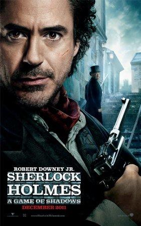 Скачать с letitbit Шерлок Холмс: игра теней (2011)