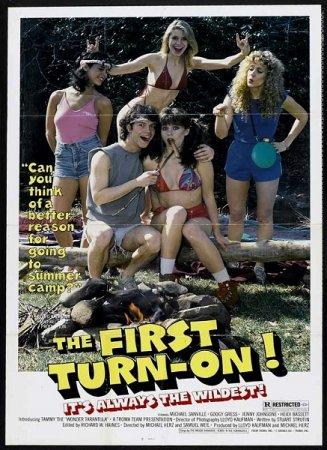 Скачать фильм Первые сексуальные опыты (1983) DVDRip