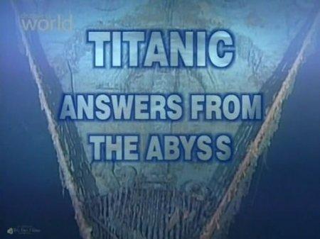Скачать с letitbit Титаник. Ответы из Бездны / Titanic. Answers from the Ab ...