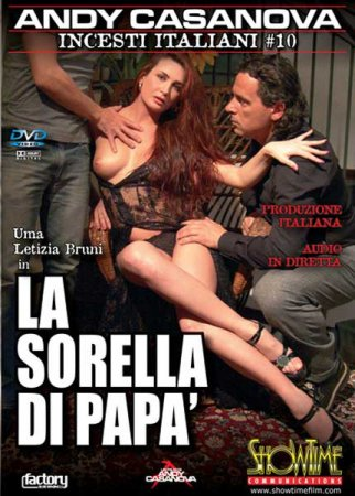 Скачать с letitbit Incesti Italiani 10. La Sorella Di Papa [2006] DVDRip