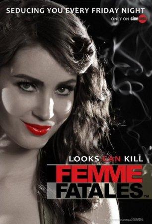 Скачать с letitbit Роковые красотки / Femme Fatales (Season 1 2011) HDTVRip
