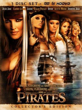 Скачать Пираты ХХХ / Pirates XXX DVDRip