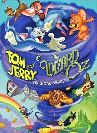 Скачать мультфильм Том и Джерри & Волшебник из страны Оз / Tom and Jerry th ...