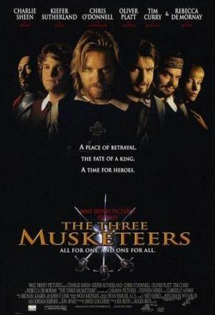 Скачать фильм Три мушкетера [1993]