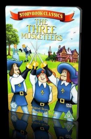 Скачать с letitbit Три мушкетёра [1986]