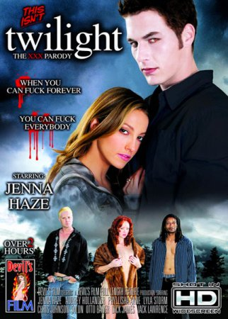 Скачать с letitbit This Isnt Twilight -The XXX Parody [2009] DVDRip