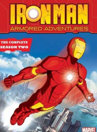 Скачать с letitbit Железный Человек. Приключения в броне [2 сезон 2011] WEB ...