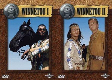 Скачать с letitbit Виннету I-II [1963-1964] DVDRip