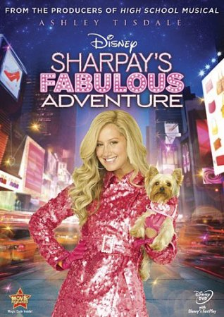 Скачать с letitbit Невероятные приключения Шарпей / Sharpay's Fabulous Adv ...