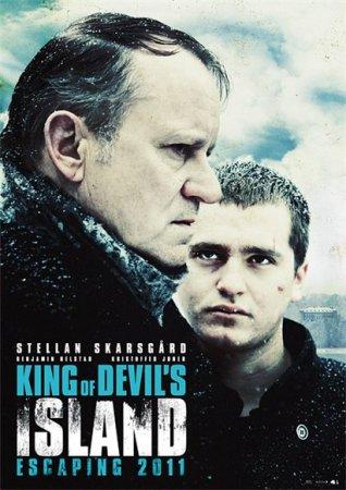 Скачать фильм Король острова Дьявола / King of Devil's Island / Kongen av  ...