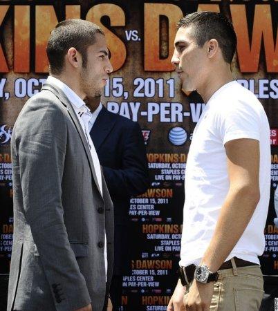 Скачать с letitbit Бокс: Антонио ДеМарко - Хорхе Линарес (2011)