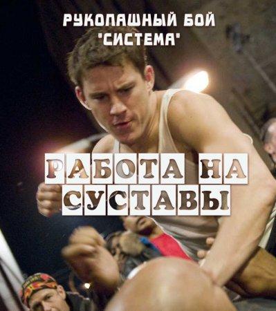 """Скачать с letitbit Зукопашный бой """"СИСТЕМА"""" """"Работа на суставы"""" (2008 г)"""