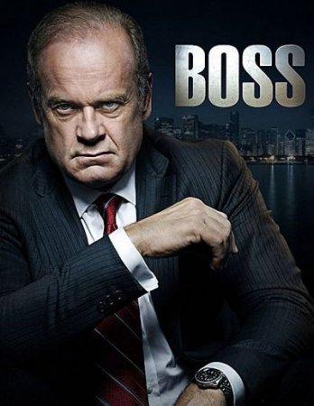 Скачать сериал Босс / Boss [1 Сезон 2011]