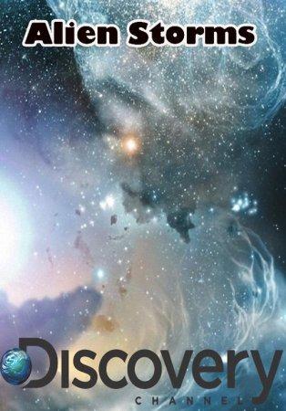 Скачать с letitbit Вселенские Ураганы / Alien Storms (2010)
