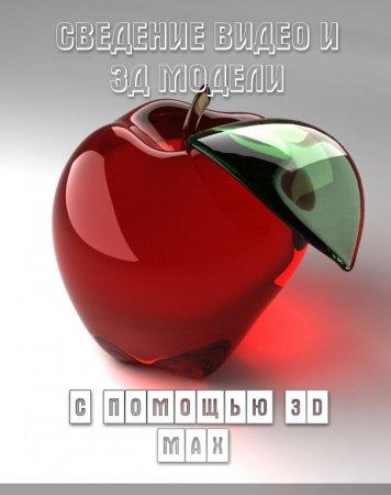 Скачать с letitbit Сведение видео и 3Д модели с помощью 3d max (2011)