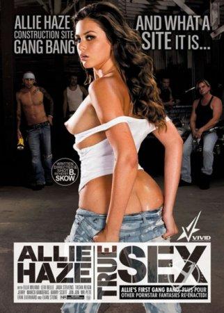 Скачать с letitbit Allie Haze True Sex [2011] DVDRip