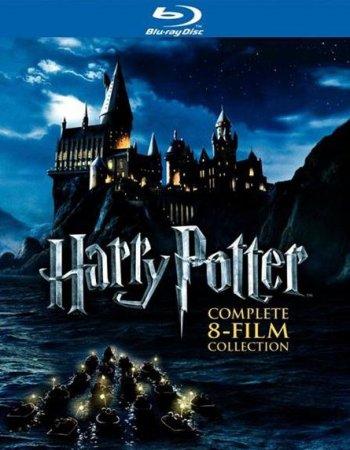 Скачать Гарри Поттер. Все части[2001-2011]