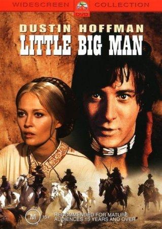 Скачать фильм Маленький большой человек [1970]