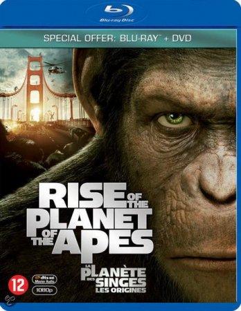 Скачать фильм Восстание планеты обезьян (2011)
