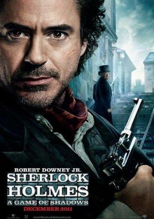 Скачать фильм Шерлок Холмс. Игра теней [2011]