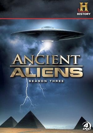 Скачать Древние пришельцы [3 сезон] [2010] HDTVRip