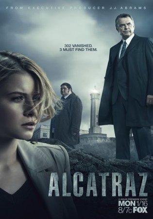 Скачать Алькатрас (1 сезон/WEB-DLRip/2012)
