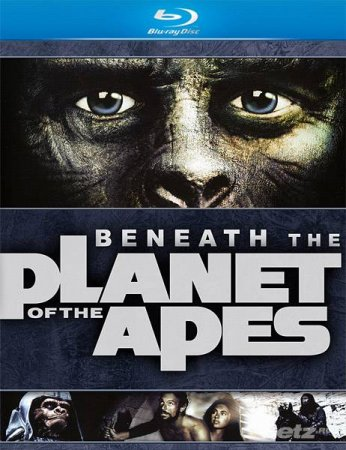 Скачать фильм Под планетой обезьян (1970)