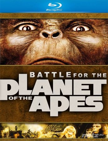 Скачать фильм Битва за планету обезьян (1973)