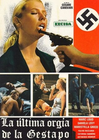 Скачать Последняя оргия Гестапо [1977]