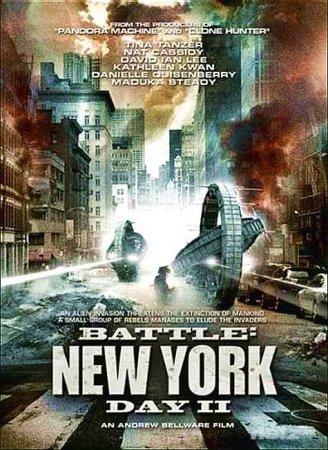 Скачать фильм День второй: Битва за Нью-Йорк (2011)