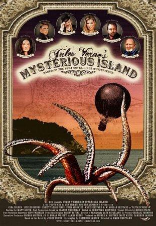 Скачать фильм Приключение на таинственном острове (2010)