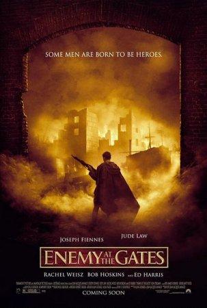 Скачать фильм Враг у ворот [2001]