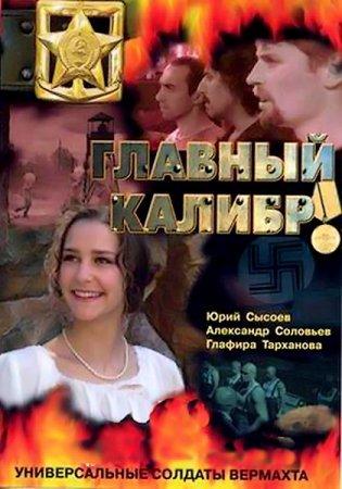 Скачать фильм Главный калибр [2006]